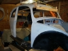 Fit VW bug body over 3SGTE engine and frame 27