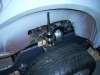 Fit VW bug body over 3SGTE engine and frame 21