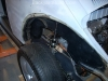 Fit VW bug body over 3SGTE engine and frame 19