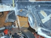 Fit VW bug body over 3SGTE engine and frame 10