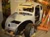 Fit VW bug body over 3SGTE engine and frame 8