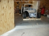 Fit VW bug body over 3SGTE engine and frame 2
