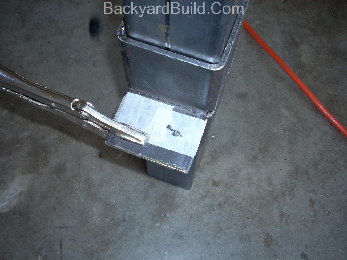 Build suspension tabs 6