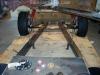 Build VW bug lower frame members 4