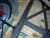 Build VW bug lower frame members 15