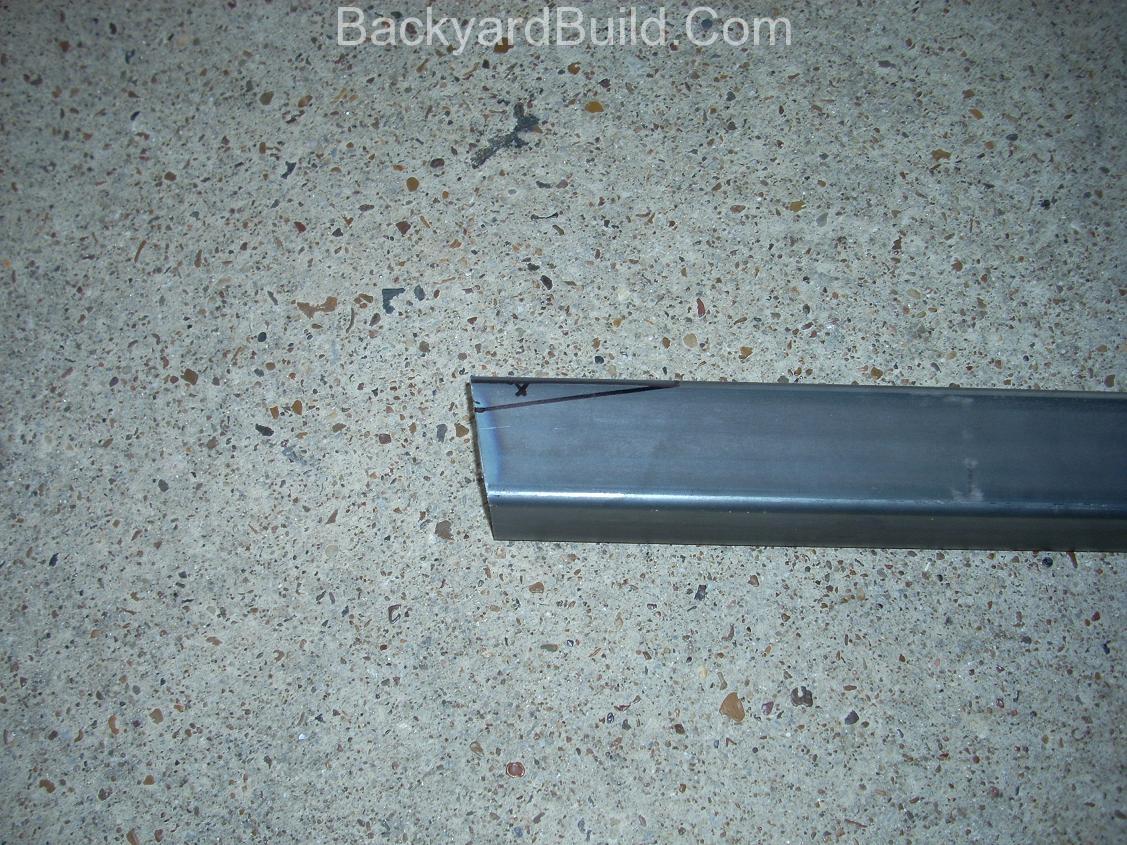 build motor mount rear fire wall 2