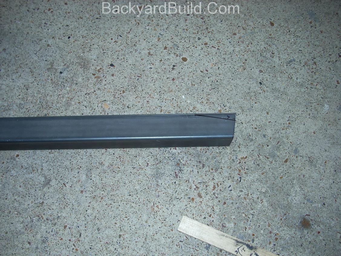 build motor mount rear fire wall 3