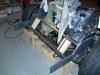 Build VW bug MR2 3SGTE rear engine cage bracing 6