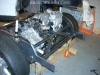 Build VW bug MR2 3SGTE rear engine cage bracing 10