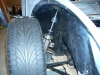 Start to position front suspension 2