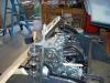 Rear Strut to frame connectors 17