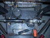 Mount steering rack and pump 6