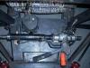 Mount steering rack and pump 6