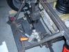 Mount steering rack and pump 7