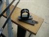 Mount steering rack and pump 8
