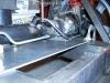 Mount steering rack and pump 14