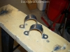 Mount steering rack and pump 15