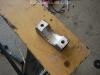 Mount steering rack and pump 21