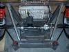 Mount steering rack and pump 22