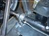 Mount steering rack and pump 24