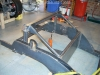 Attach bracing plates and flip for welding 6