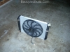 VW bug Pontiac Fiero Radiator fitment 5