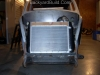 VW bug Pontiac Fiero Radiator fitment 10
