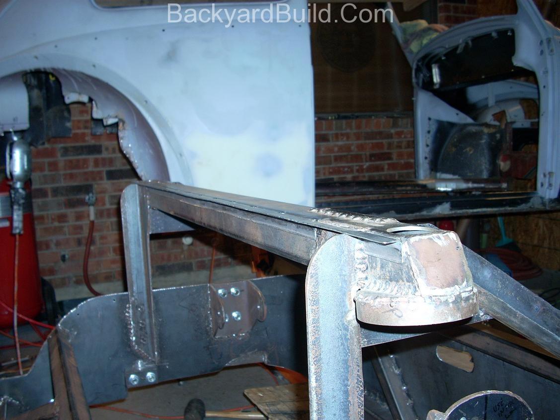 Interior panel mount pieces 14