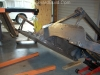 Flip the VW bug MR2 frame over to finish 3