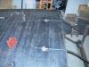 E-brake installation 6