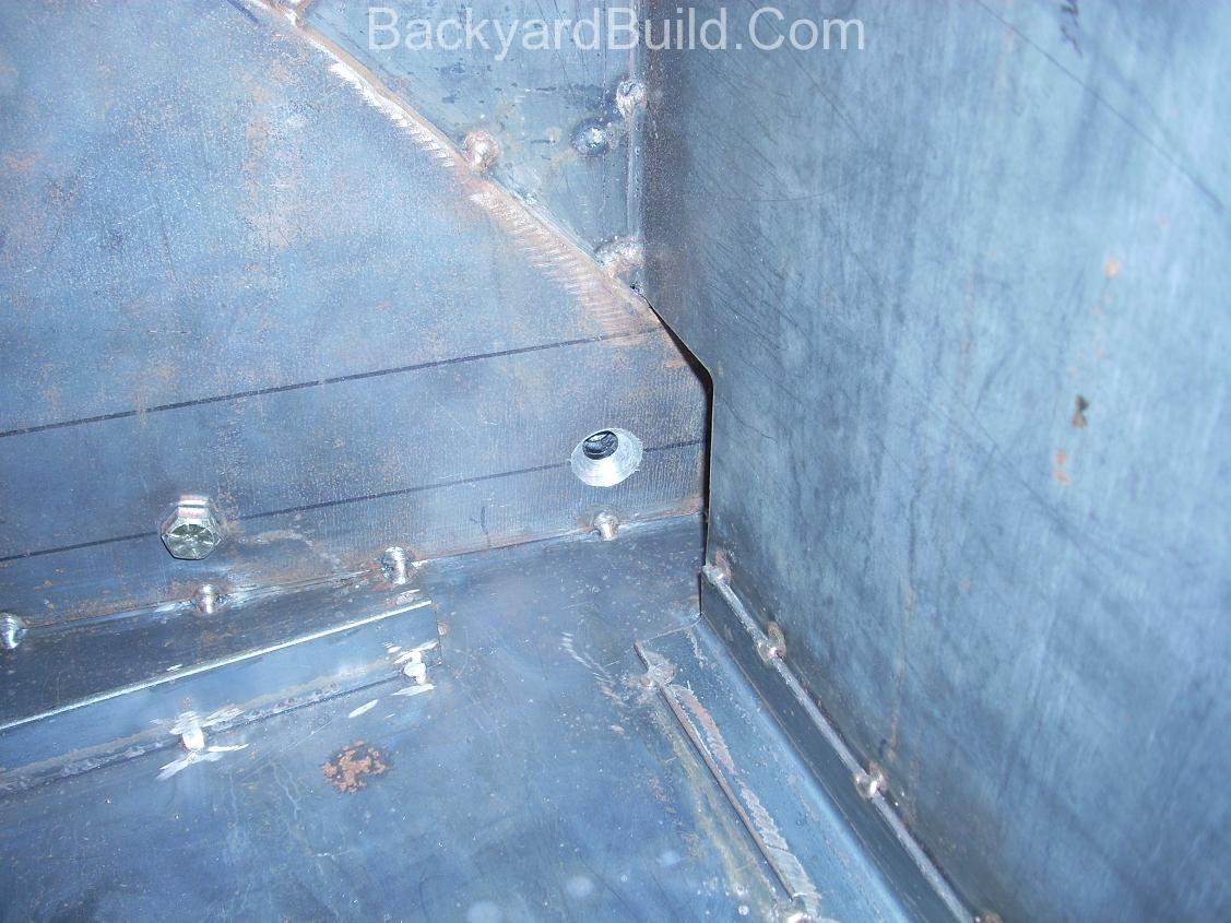 Cutting firewall holes 2