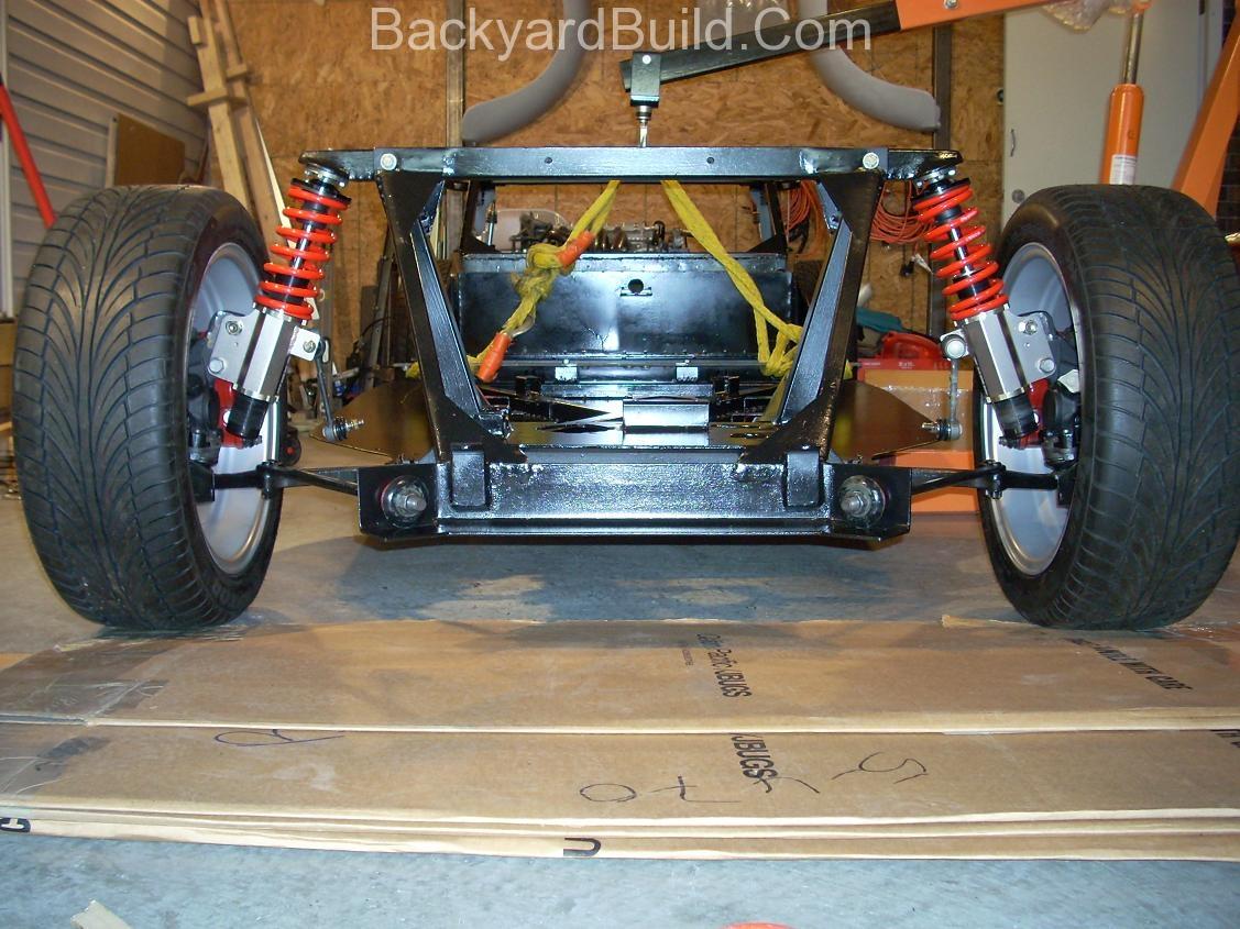 VW bug MR2 Front end 2