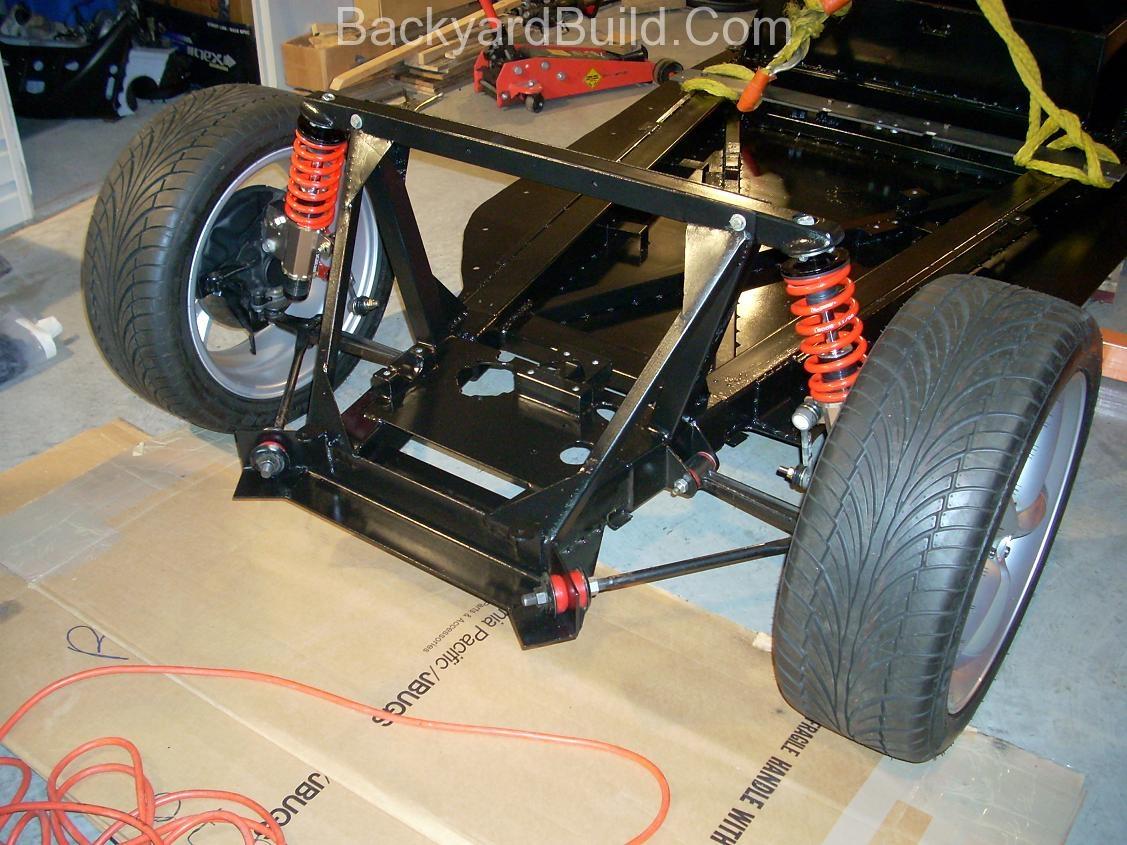 VW bug MR2 Front end