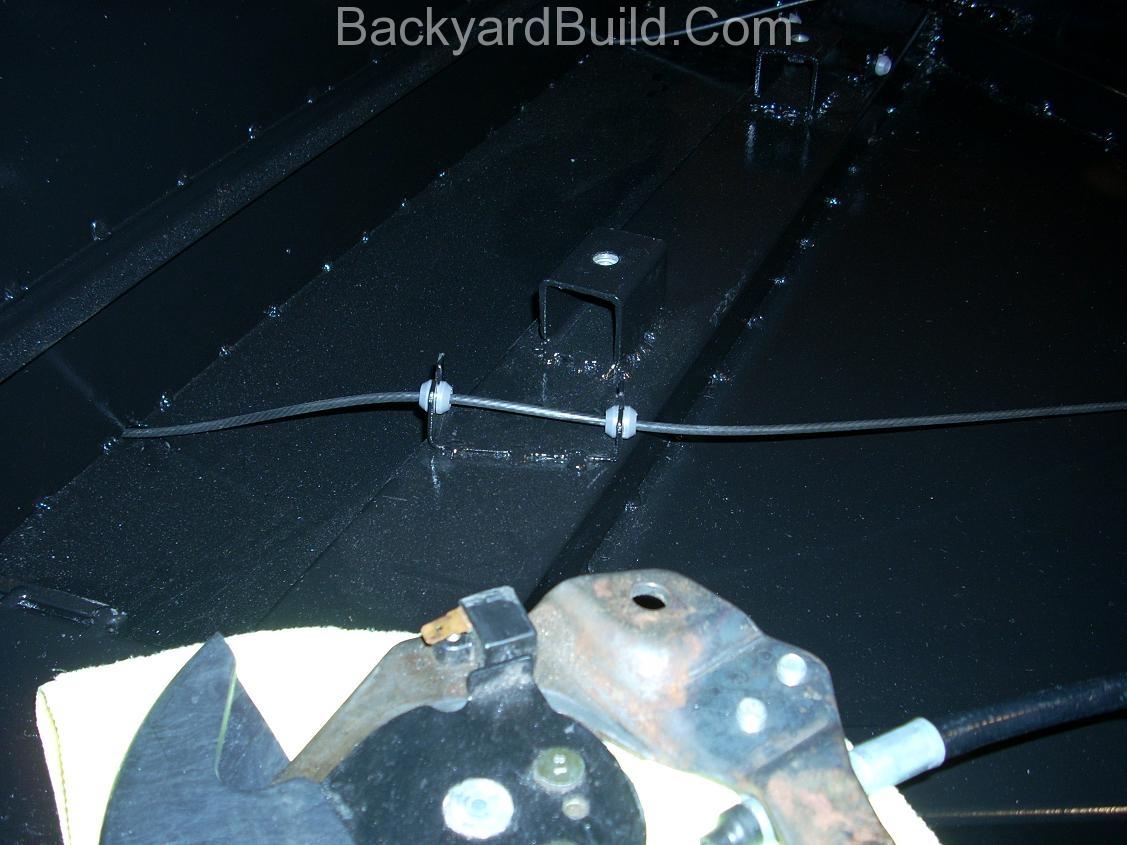 vw bug mr2 parking brake 4