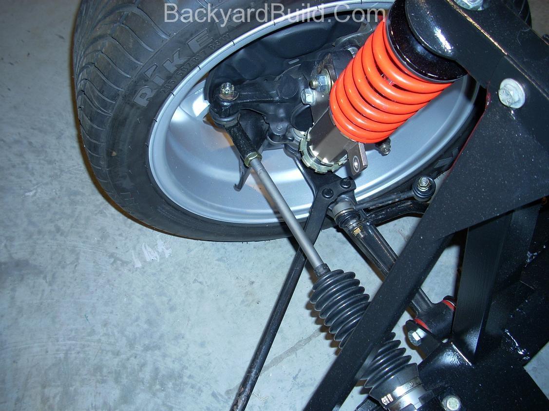 VW bug MR2 steering rack 5