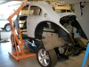 Unite VW bug body and frame 5