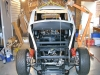 Unite VW bug body and frame 7