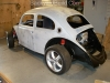 Unite VW bug body and frame 15